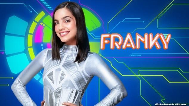Quizz franky quiz series tele gulli - Coloriage franky le robot ...