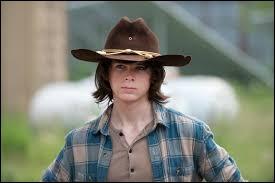 Quel âge le fils de Rick, Carl Grimes a-t-il ?