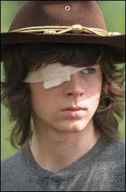 À cause de qui Carl a-t-il perdu son œil ?