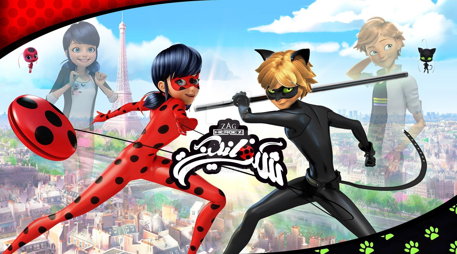Connais-tu bien 'Miraculous, les aventures de Ladybug et Chat Noir' ?