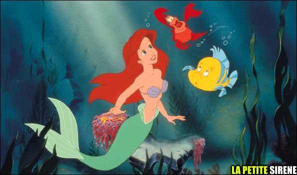 Chez Disney, La petite sirène épouse le prince et ils vécurent heureux...mais comment finit ce conte chez Hans Andersen ?