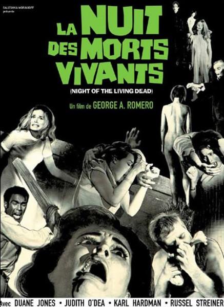 """Quel monstre peut-on voir dans """"La Nuit des morts-vivants"""" ?"""
