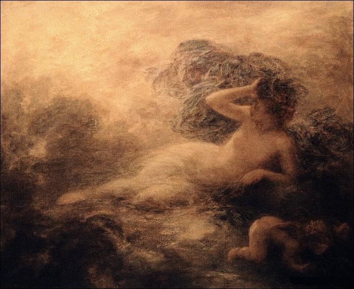 Dans la mythologie grecque, qui est la divinité incarnant la nuit ?