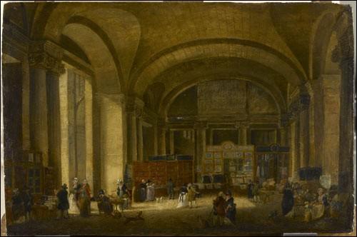 De XIV à XVI, le palais n'est plus habité par les Louis. Qu'y trouve-t-on alors, durant plus d'un siècle ?