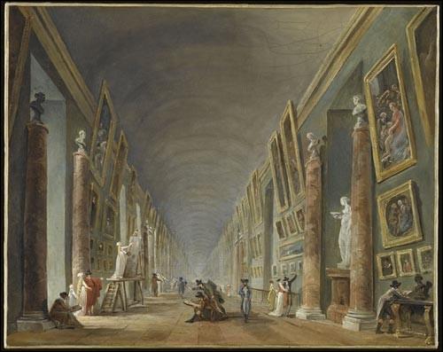 10 août 1793 : le Musée central des Arts ouvre ses portes. Que pourra-t-on y voir dans les premières années ?