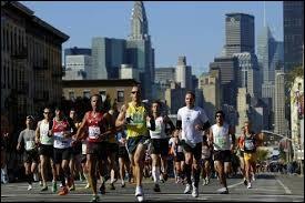 Quelle est la longueur du marathon de New York ?