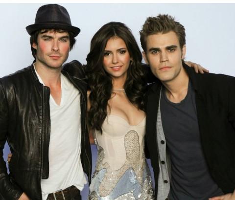 Les couples de Vampire Diaries -3-