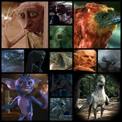Quelle créature magique es-tu dans 'Harry Potter' ?