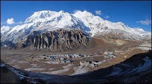 Localisez correctement la montagne Annapurna.