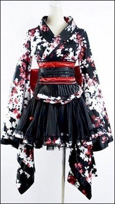 """Quel est l'autre mot pour désigner un """"kimono"""" ?"""