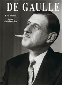 Dès la Libération que laisse croire le général de Gaulle ?