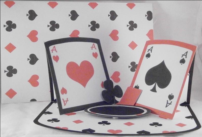 Lequel de ces trois jeux de cartes est le plus difficile à apprendre et à jouer ?