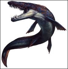 Quel est cet animal marin disparu ?