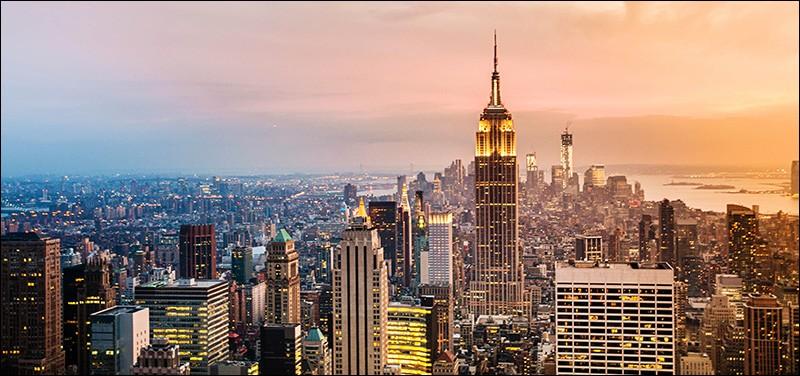 Quelle série se passe à New York ?