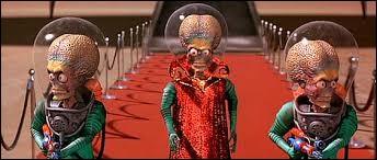 "Qui a réalisé le célèbre film ""Mars Attacks !"" sorti en 1996 ?"