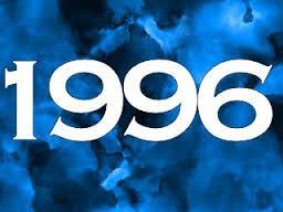 Un quiz sur l'année 1996 !