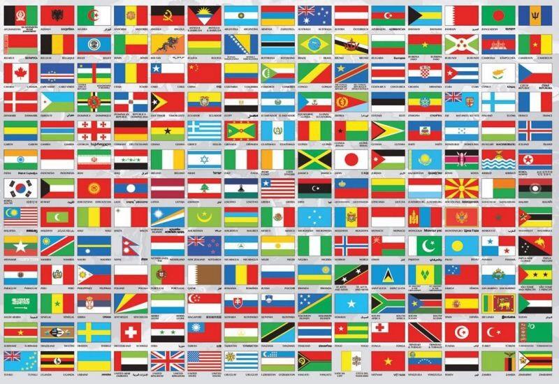 drapeaux-monde