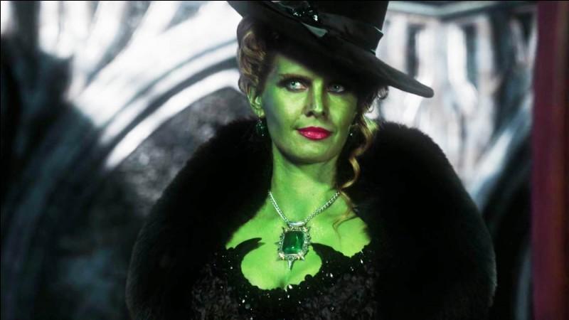Comment la Méchante Sorcière d'Oz, Zéléna a-t-elle obtenu ses pouvoirs ?