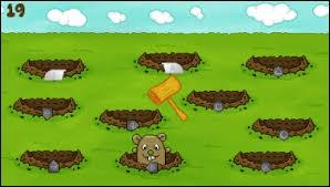 En une heure, combien de mètres de galerie peut creuser une taupe ?