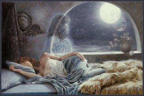 Je vous souhaite de doux rêves