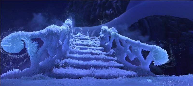 """Quel est ton moment préféré dans le film """"La Reine des neiges"""" ?"""