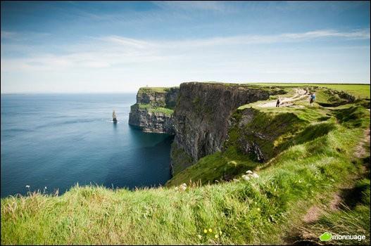 Les falaises de Moher en Irlande ont accueilli le tournage d'une des scènes du sixième volet de la saga Harry Potter. Quel est son titre ?