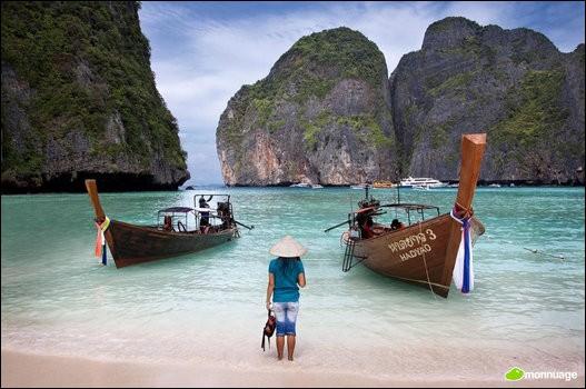 « Koh Phi Phi Ley » en Thaïlande, a été le cadre du film « La Plage », tourné sur le site de Maya Bay en 2000. Quel était l'acteur principal de ce film de Danny Boyle ?