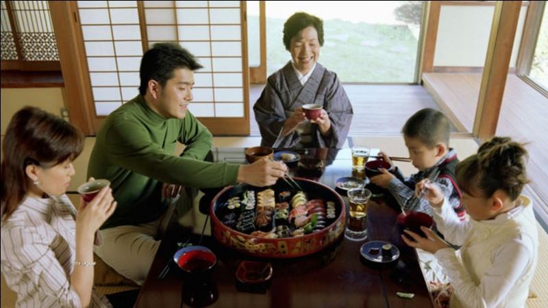Que dit-on au Japon avant de manger un repas ?