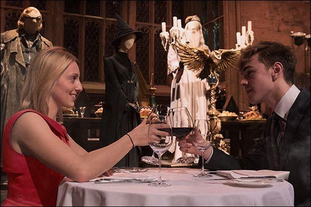 Votre idéal pour une soirée romantique :