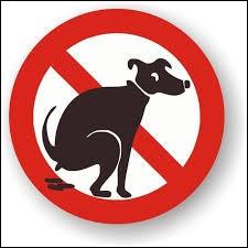 Actuellement (en 2016), quel est le montant de l'amende à payer si votre chien pose sa crotte sur un trottoir en France ?