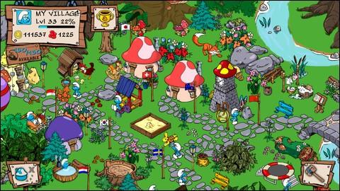 A qui peut bien appartenir ce jardin ?