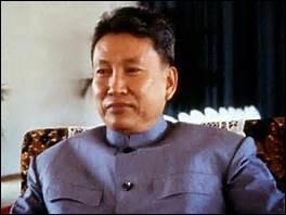 Qui est ce dictateur ayant régné sur le Cambodge ?