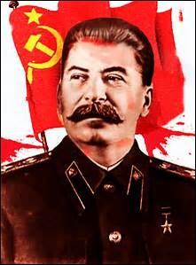 Dictateur en URSS de 1924 à 1953, comment se nomme t-il ?