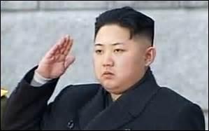 Dictateur en Corée du Nord, encore de nos jours, il s'appelle...