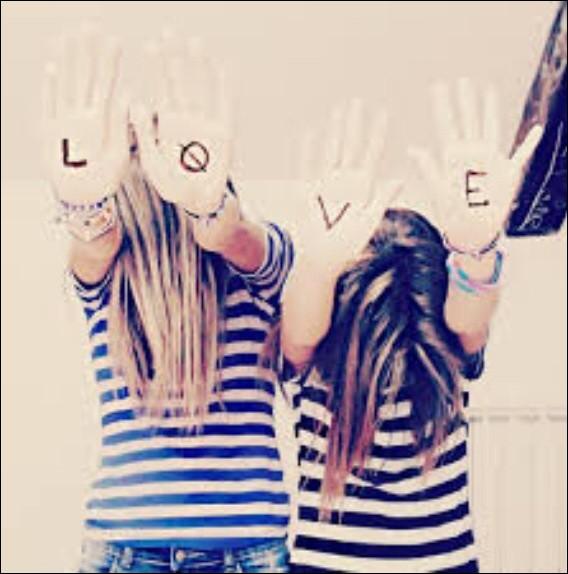 Ton ami et toi êtes amoureux de la même personne...