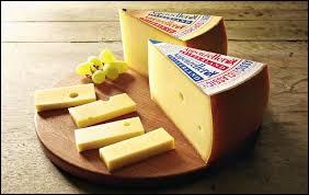 Comment s'appelle ce fromage à base de lait de vache, typique du canton d'Appenzell Rhodes-Intérieures (Suisse) ?