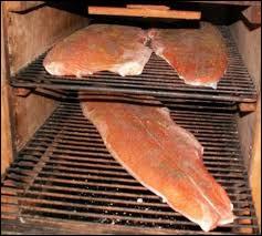 Quel est l'effet du fumage sur la texture d'une viande ?