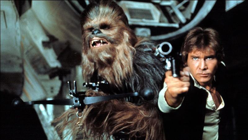 """Il incarne Han Solo dans la saga """"Star Wars"""" mais dans quels films ?"""