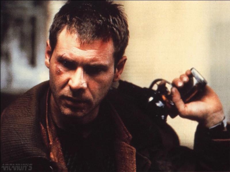 Dans quel film interprète-t-il Rick Deckard ?