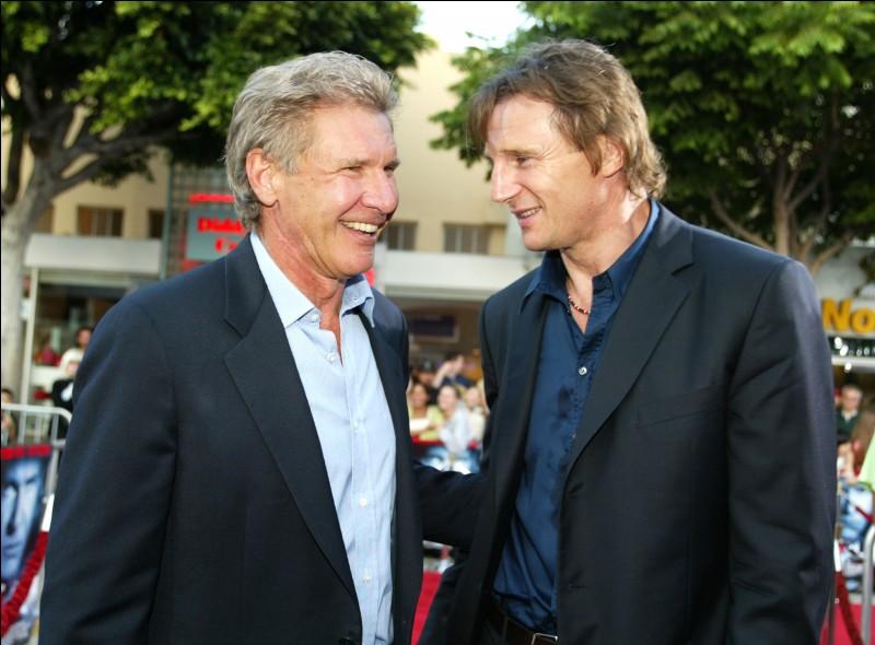 Dans quel film joue-t-il avec Liam Neeson ?