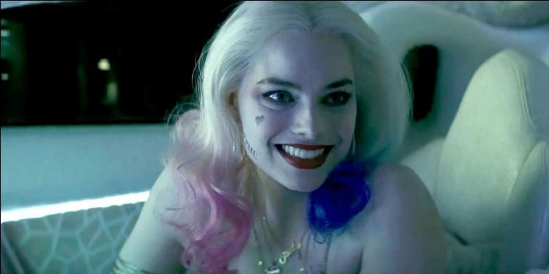 De quel mot le Joker s'est-il inspiré pour appeler la fille de Harley Quinn ?