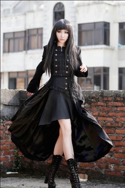 Et enfin, quel est ton style vestimentaire ?