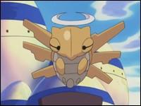 Quel Pokémon de la 3G et de type Insecte, mesure 50 cm et pèse 5,5 kg ?