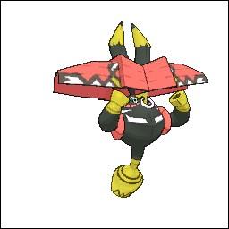 Dans pokemon soleil et lune, de quelle type est Tokotoro ?