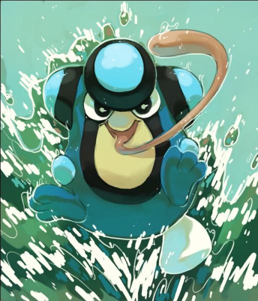Quel Pokémon, de la 5G et de type Sol, mesure 70 cm et pèse 11 kg ?
