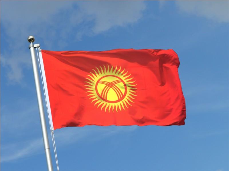 Quelle est la capitale du Kirghizistan ?