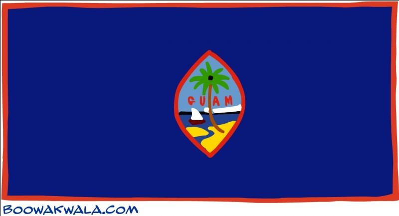 Quelle est la capitale du Guam ?