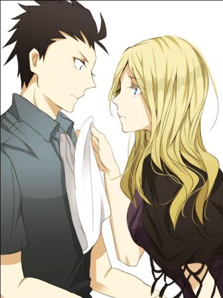 Karasuma et Irina...