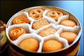 Quels biscuits voyez-vous sur cette photo ?