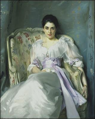 "Qui a peint ""Lady Agnew of Lochnaw"" ?"